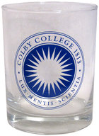 Colby Seal Double Old Fashion Glass