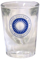 Colby Seal Fluted Shot Glass