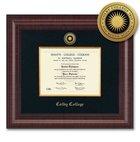 Church Hill Presidential Masterpiece Premier 2019+ GOLD Medallion Frame (Brass/Black)