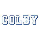 Colby Block Letter Window Decal
