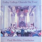 Colby College Chorale on Tour CD