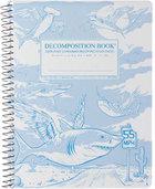 Decomp Spiral FLYING SHARKS Coilbound