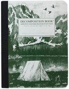 Decomp Comp Book MOUNTAIN LAKE