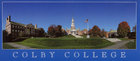 Panoramic View of Miller Library Postcard