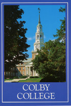 Colby Postcard SUMMER LIBRARY