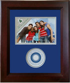 Church Hill Lasting Memories Colby Seal Photo Frame