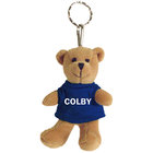 Crazy 'Bout Critters Brown Bear Colby Key Chain