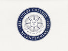 Overly Studios Colby Bicentennial Seal Card [Blank]