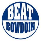 Beat Bowdoin Button