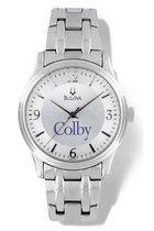 Bulova Colby Watch with Silver Link Bracelet for Men