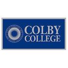 Colby College Rectangular Felt Banner