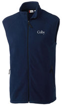 Cutter and Buck Colby Summit Fleece Vest