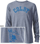 League Colby Retro Mule 2 Location Long Sleeve T-shirt
