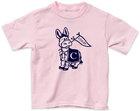 MV Retro Mule Toddler T PINK 2T