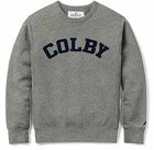 League Colby Embroidered Stadium Crewneck Sweatshirt