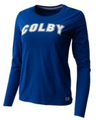 Russell Puff Ink Colby Long Sleeve T-shirt for Women