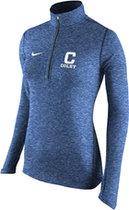 Nike Colby C Heather Element DriFit Quarter Zip for Women