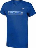 Nike Legend Colby V-Neck DriFit Performance T-shirt for Girls
