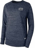 Nike Colby College Gym Vintage Crew for Women