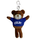 Mascot Factory Plush Critter Colby Key Tag