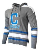 Bruzer Colby Hockey Lace-Up Hooded Sweater