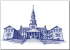 Spirit Colby Miller Library Sketch Greeting Card Box
