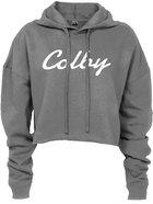 CI Sport Colby Crop Top Hood for Women