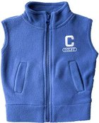 Creative Knitwear Polar Fleece Vest for Infants and Toddlers