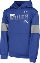 Nike Colby Mules ThermaFit Fleece Hood For Youth