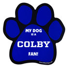All Star Dogs Paw Shaped Colby Magnet