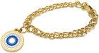 CSI Charm Bracelet COLOR FILL GOLD
