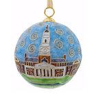 Kitty Keller Miller Library Cloisonné Ornament