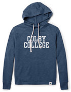 League Colby College Terry Hooded Sweatshirt for Women