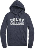 League Colby College Stitch Letter Hooded Sweatshirt