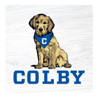 Legacy Colby Dog Wood Magnet