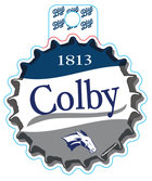Blue84 Colby Bottle Cap Decal