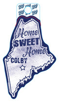 Blue84 Colby Home Sweet Home Decal