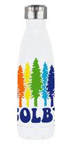 Neil Rainbow Pines Metal Bottle WH