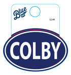 Blue84 Colby Euro Style Mini Decal