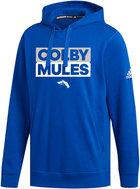 Adidas Colby Mules Fleece Hooded Sweatshirt