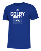 Adidas Colby Mules Amplifier T-Shirt