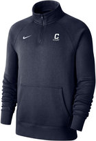 Nike Colby C Club Fleece Quarter Zip Sweatshirt