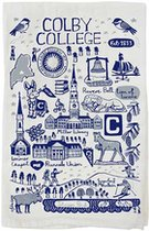 Julia Gash Organic Cotton Tea Towel