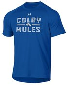 Under Armor Colby Mules Tech T-Shirt