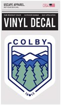 Uscape Colby Mountain Geo-badge Decal