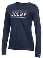 Champion Colby Long Sleeve T-shirt for Women - Navy Blue