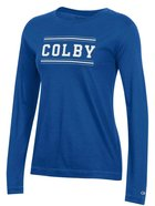 Champion Colby Long Sleeve T-shirt for Women - Royal Blue