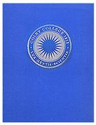 Folder Acrylic Seal COBALT / NEBULA BLUE